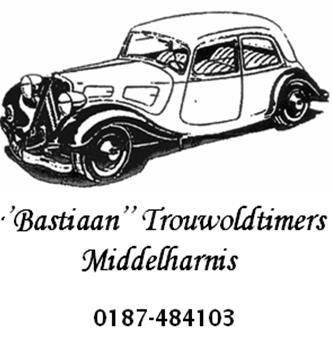 Bastiaan Trouwoldtimers