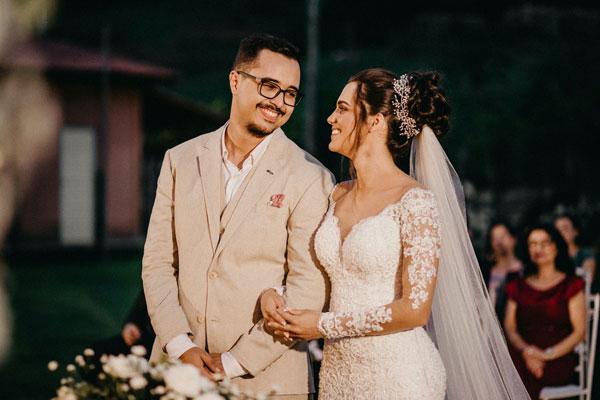 Etiquette van het huwelijk